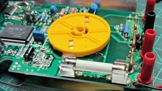 DVM fuse holder