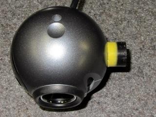 Logitech ball camera with mount