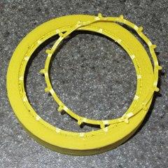 SX230HS lens cap - support structure