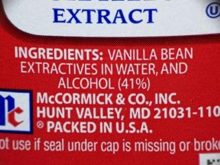 McCormick Vanilla