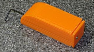 Superflash mount - setscrew