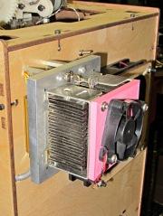 Dummy load fan replacement