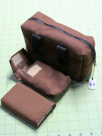Belt pack - camera case - PDA case