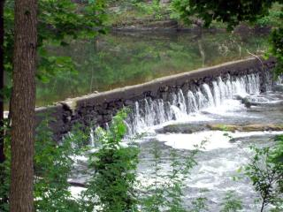 Red Oaks Mill Dam - 2008