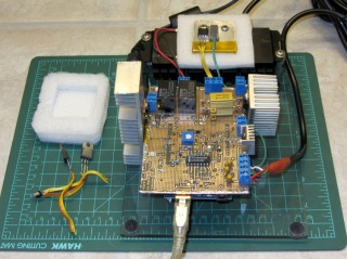 MOSFET RDS Tester - overview