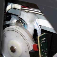 R380 left side mechanism