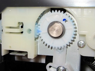 R380 right side mechanism