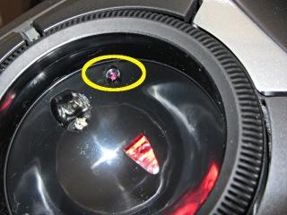 Kensington Expert Mouse - ball bearing
