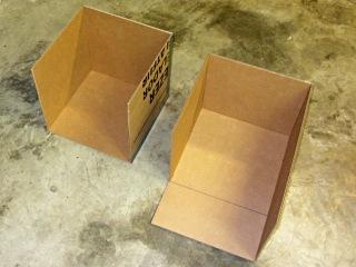 Trinity Robot Contest - bounding boxes