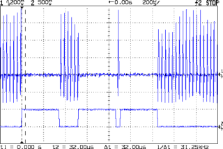 Peltier Noise - VDS - PWM Shutdown