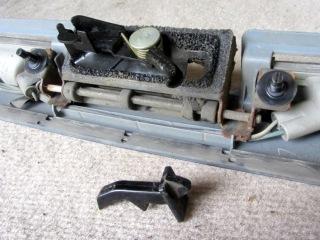 Sienna hatch - latch parts