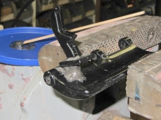 Sienna hatch - handle epoxy