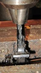 Sienna hatch - handle drilling
