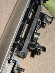Sienna hatch - replacement latch
