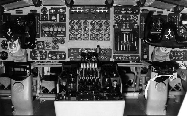 XB-70A Cockpit