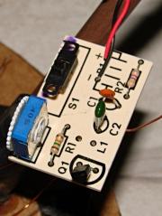 K-26 Metal Detector PCB