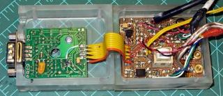Z1A board minus mods - milled case