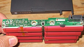 Dell 75UYF battery contents