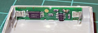 NB-5L - PCB interior view