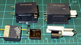 201SN1B1 Hall Effect Switch Components