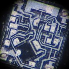 201SN1B1 IC - Detail