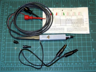 Tek P6401 Logic Probe - kit