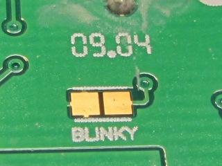 Sonicare - BLINKY jumper