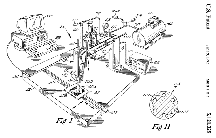 US5121329 - Figure 1