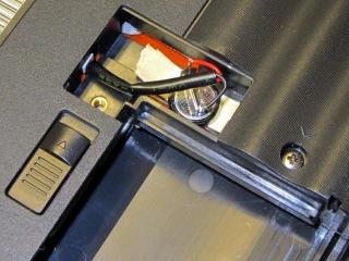 Thinkpad 560Z BIOS battery
