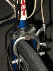 Rollfast bike with Aztek brake pads