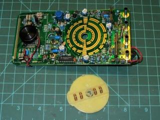 Multimeter range selector switch