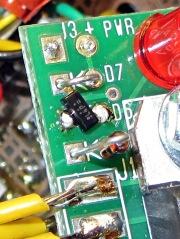 TinyTrak3+ D6 - SMD Schottky diode
