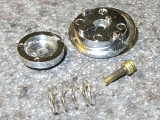 DSC-H5 Shutter Button - 0-80 plunger