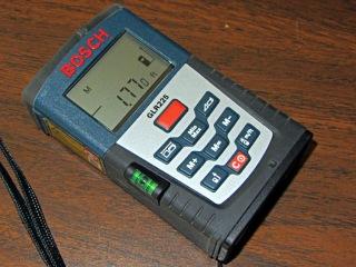 Bosch GLR225 Laser Rangefinder