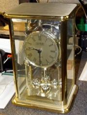Janus Clock - front