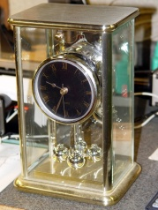 Janus Clock - rear