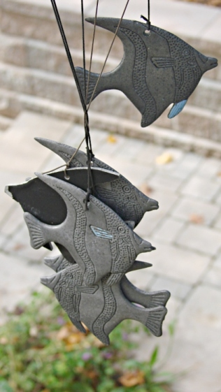 Fish Wind Chime