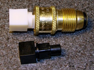 Propane QD Adapter Tool - in adapter