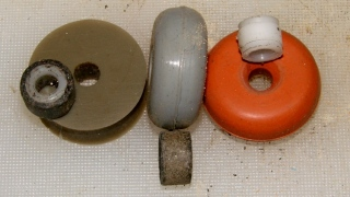Samsung 9048 - rollers and surplus vibration isolation bushings