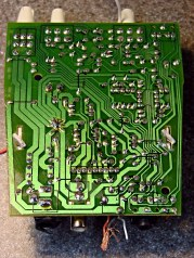 HK Powered Speakers - PCB foil side