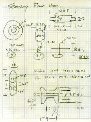 Samsung 9048 - Roller dimension doodles