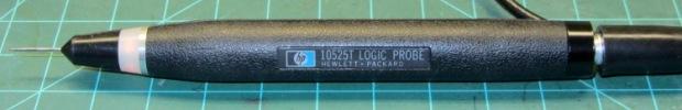 HP10525T Logic Probe - glowing