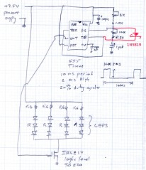 LED Stress Tester Schematic - updated