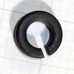 FT50 ferrite toroid with slit