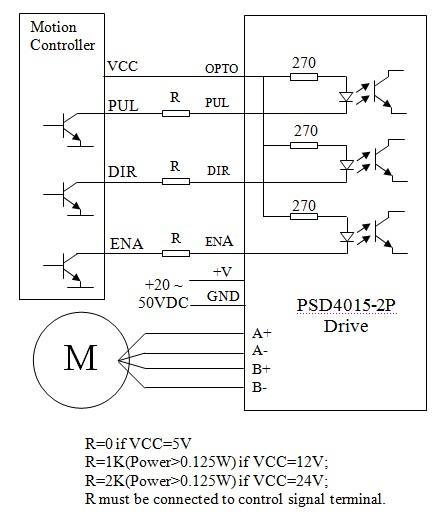 2M415 Wiring