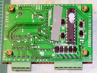 HB-415M Driver heatsinking