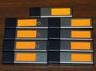 Centon 4 GB USB Flash Drives - reflectorized