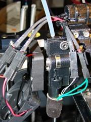 M2 extruder wiring
