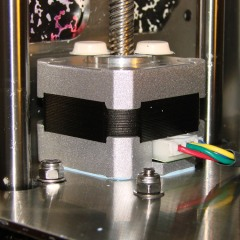 M2 Z axis motor - added thermal compound