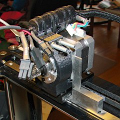M2 extruder - vertical alignment